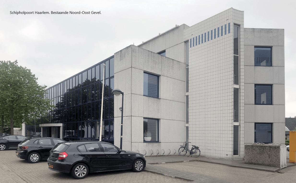 Project Schipholpoort Haarlem